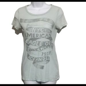 Faded American Eagle Outfitters Short Sleeved Tee